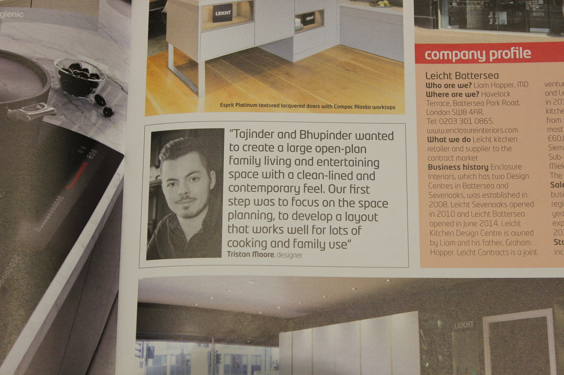 In September 2016 my largest project to date was chosen to be featured as  the main project in Essential Kitchen   Bathroom Business magazine Press   Tristan Moore Kitchen   Interior Design. Essential Kitchen And Bathroom Business Magazine. Home Design Ideas